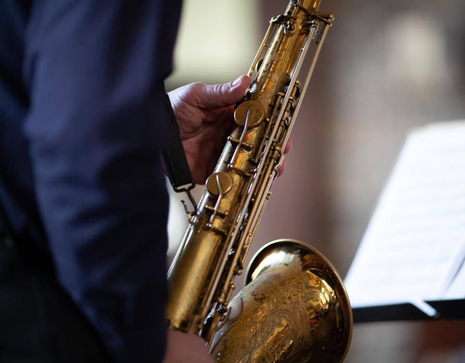 Vince Rimbach - Jazz Saxophonist